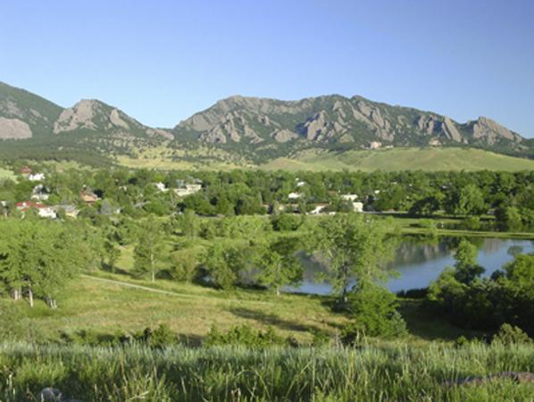 Welcome to Boulder Colorado!